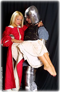 Bondage photo pic picture Jasmine Sinclair barefoot, spanking, medieval